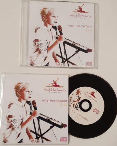 Mirre - Hoe Het Danst (Cover)