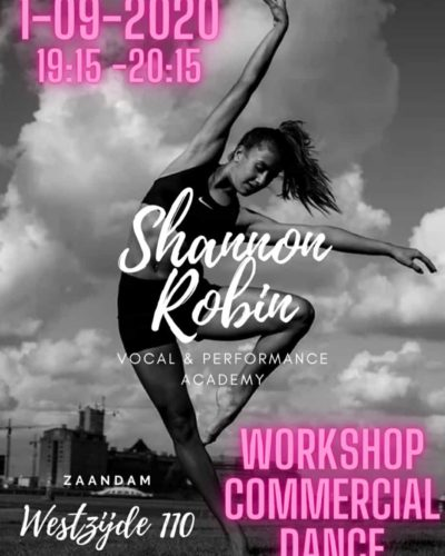 Commercial Dance Workshop